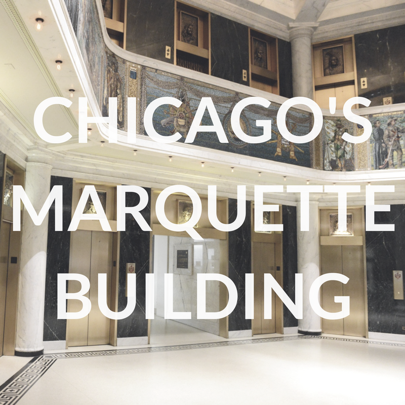 Chicago's Marquette Building