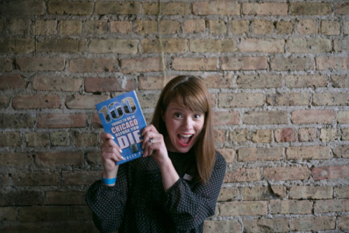 Writer Molly Page